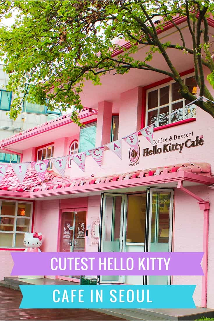 Hello Kitty Houses Real Houses cutest hello kitty cafe in seoul - gina bear's blog