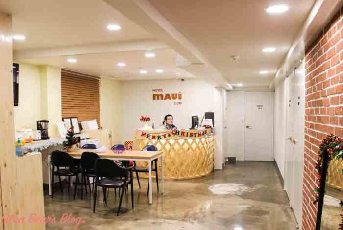 hotel Maui Seoul