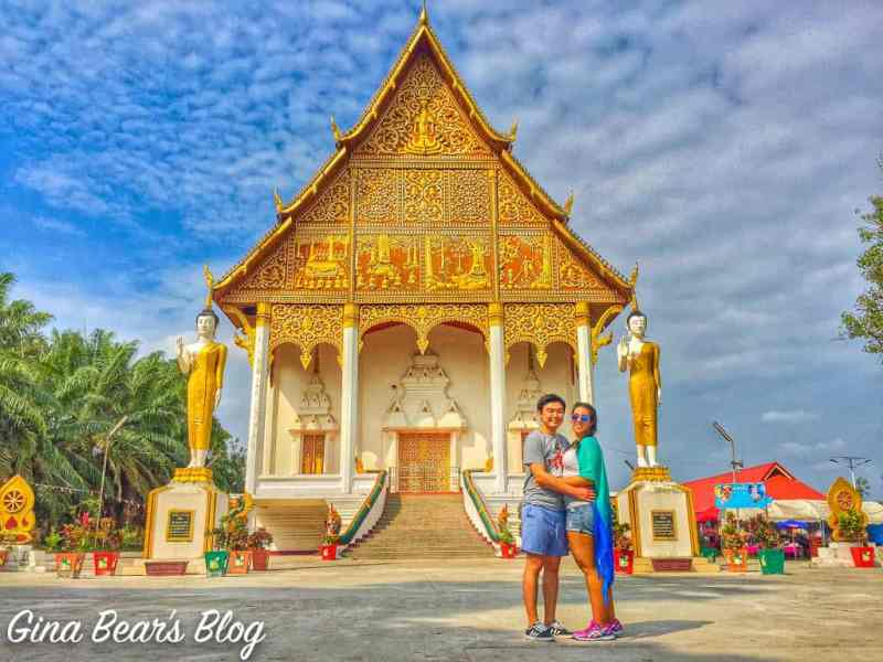 Vientiane Itineray