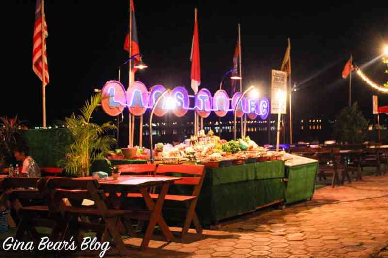 Vientiane Itinerary