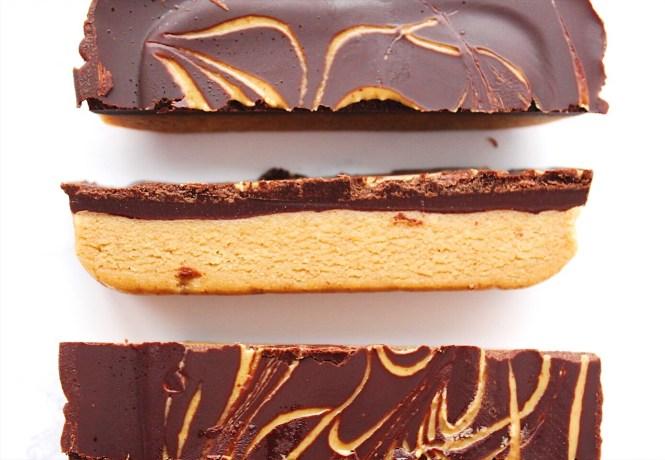 Chocolate Peanut Butter Bars