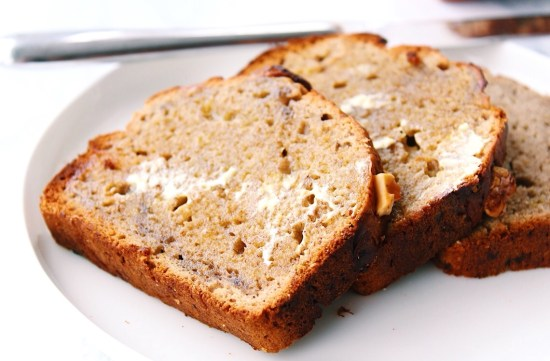 Easy Vegan Banana Bread