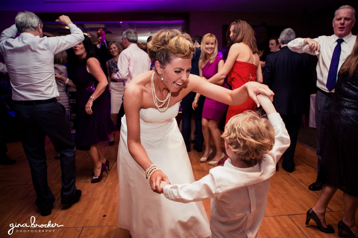 Image result for bride dances with her son at reception