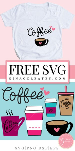 free svg coffee cups bundle