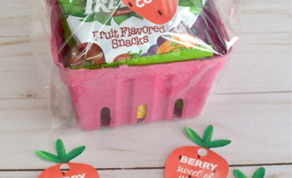 Free Printable | Berry Sweet Candy Bag Tags