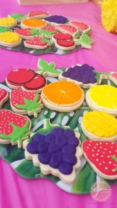 fruit sugar cookie ideas