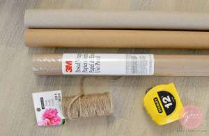 how to make a giant paper scroll 1