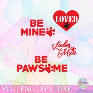 pet lover pawsome paw free svg