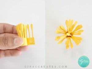peony center tutorial cricut crafts