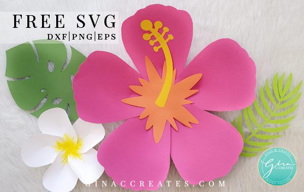 hawaiian paper flower