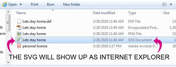 SVG file type