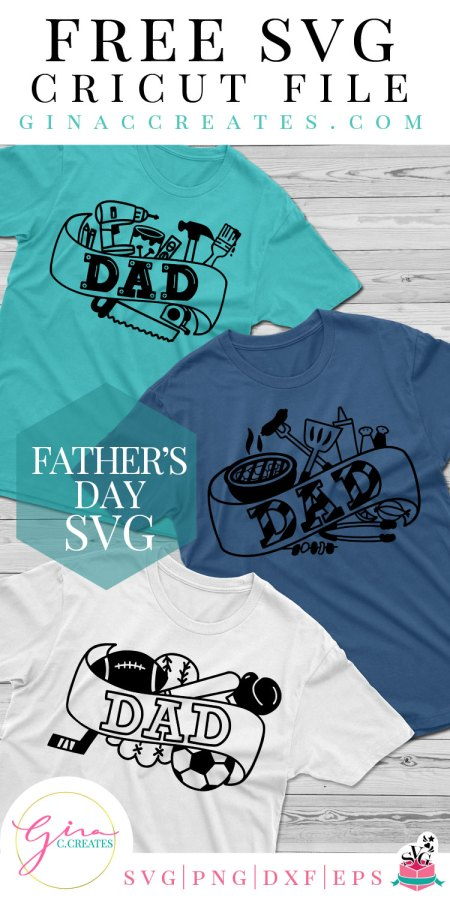 sports dad svg grill master dad svg handy man dad svg father's day svg