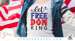 free 4th of july svg let freedom ring svg cut file