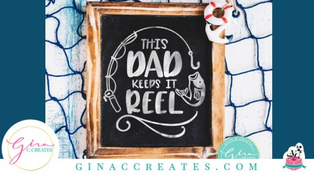 This Dad keeps it reel free svg father's day