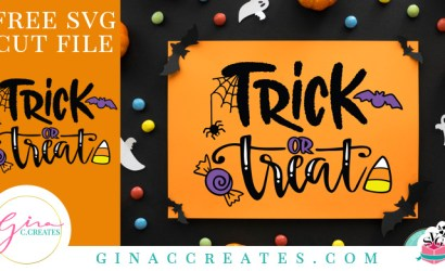Trick or Treat Free Halloween SVG Files