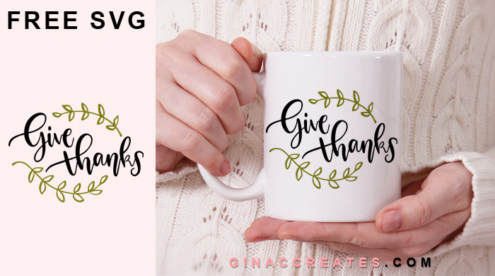 thanksgiving free svg cut file