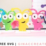Cricut Cutie mandala free svg
