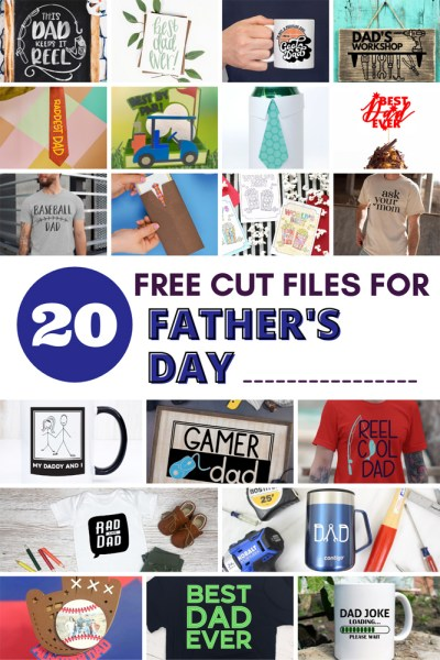 father's day free svg