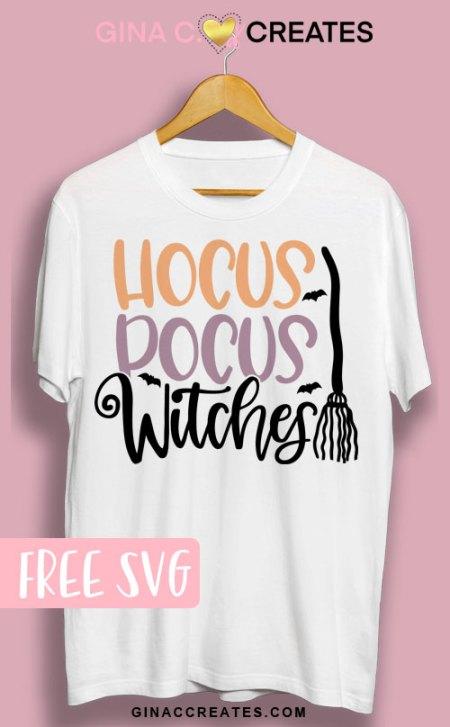 hocus pocus free halloween svg