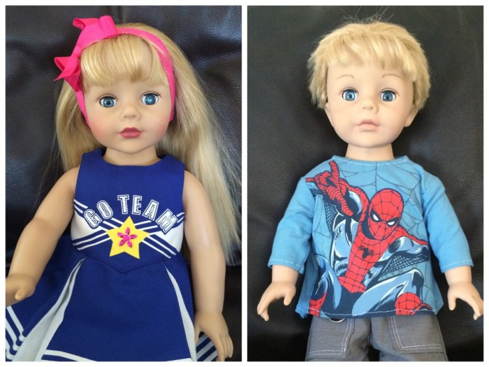 How I Created An American Boy Doll For My Son Gina Demillo Wagner