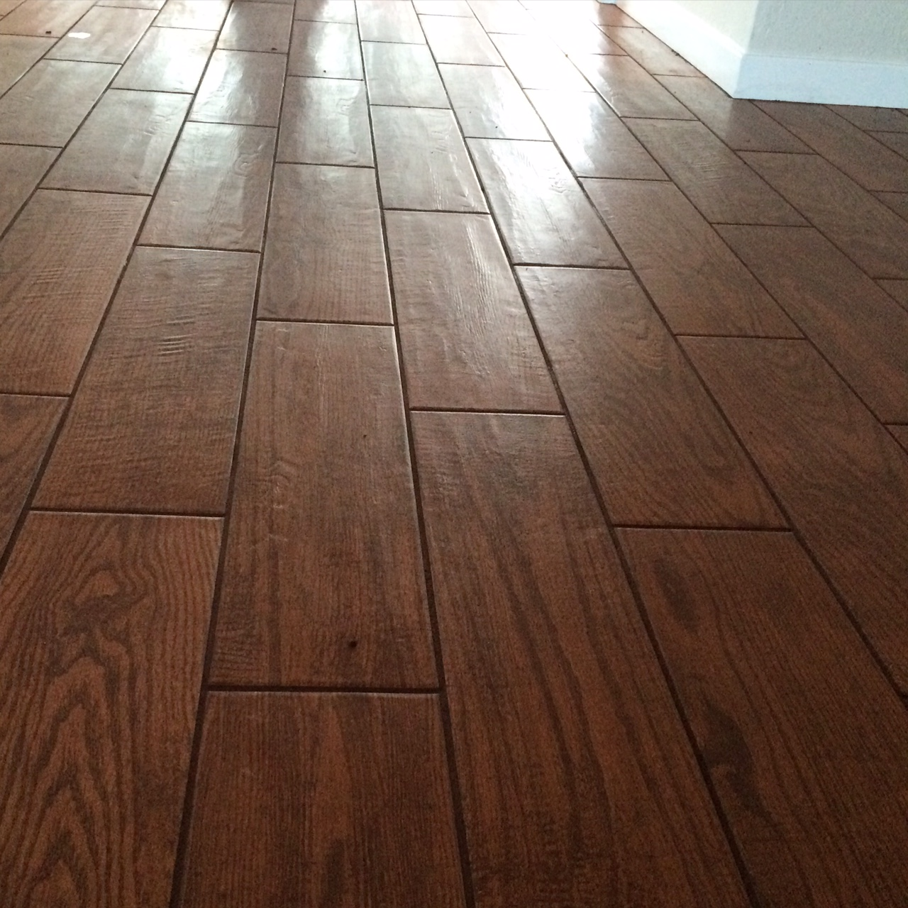 Wood Tile Flooring: Re...