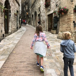 Europe with kids