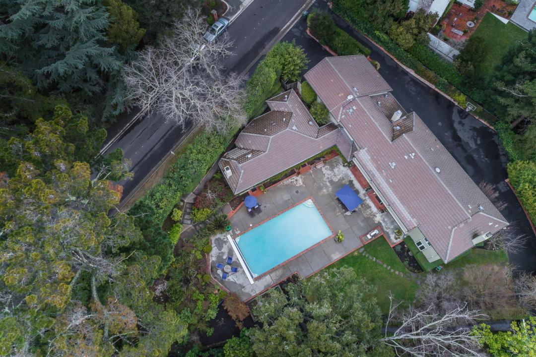 452 Roblar Ave Hillsborough CA-large-070-73-452RoblarAve2Aerial 0012-1500x1000-72dpi
