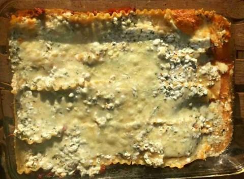 awesome sauce lasagna