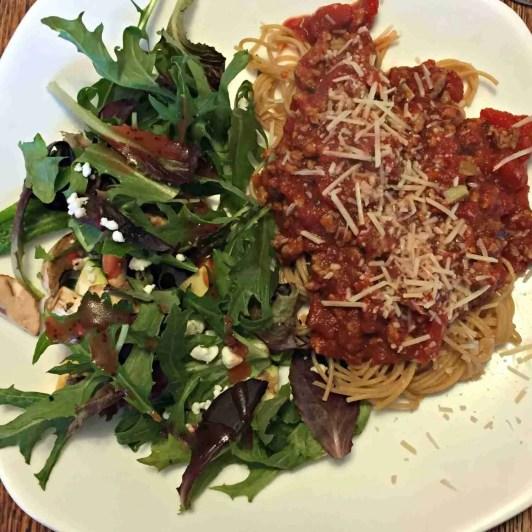 awesome spaghetti