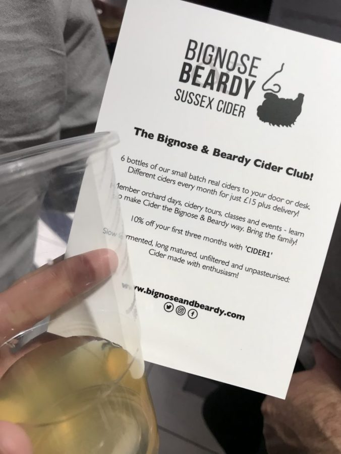 Bignose & Beardy, leading the way for the resurgence of proper British cider in 2019