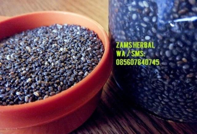 Jual Black Organic Chia Seed