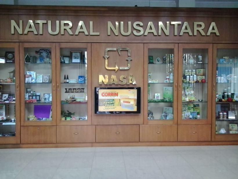 Dimana alamat distributor pt nasa