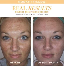 redefine real results amanda
