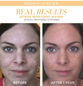 redefine real results jessica