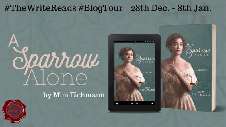 A Sparrow Alone by Mim Eichmann | Review
