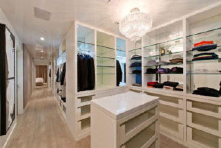 best small walk in closet design