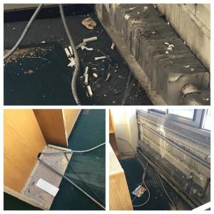 schmutz during construction