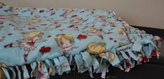 fleece bedding blanket