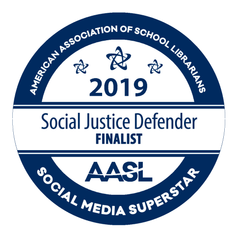 aasl social justice defender badge