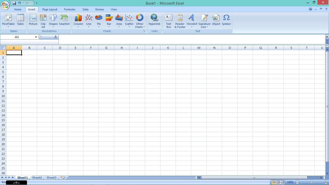 Perangkat Lunak Aplikasi Pengolah Data Microsoft Office