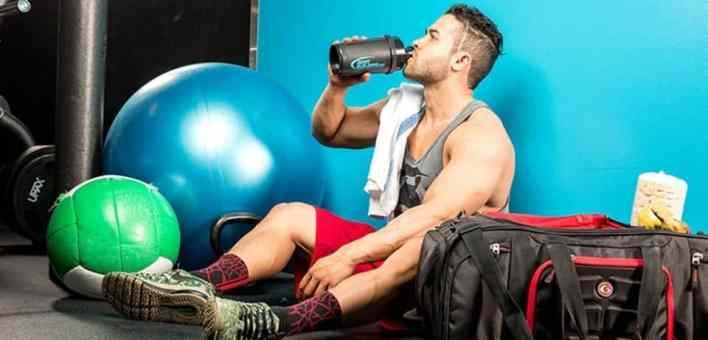 タンパク質筋肉量