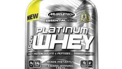 Photo of Muscletech Platinum Whey – Análise