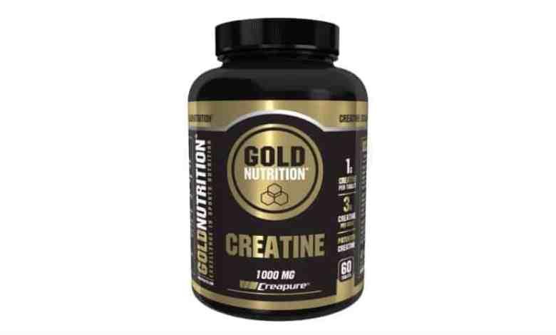 gold nutrition creatina