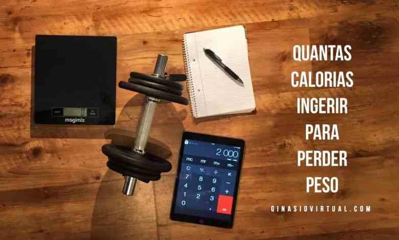 Photo of Quantas calorias ingerir para perder peso