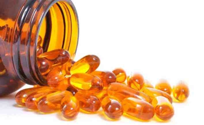 Vitamin-D-Kapseln