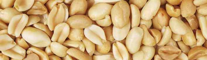 amendoins magnésio