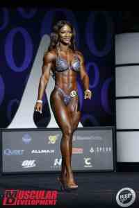 candice lewis mr olympia 2017