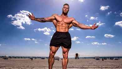Photo of Chris Bumstead, o plano de treino e a dieta