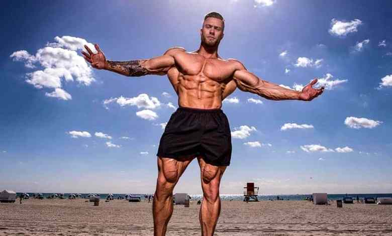 Photo of Chris Bumstead, o plano de treino e a dieta