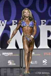 Heather Grace mr Olympia 2017